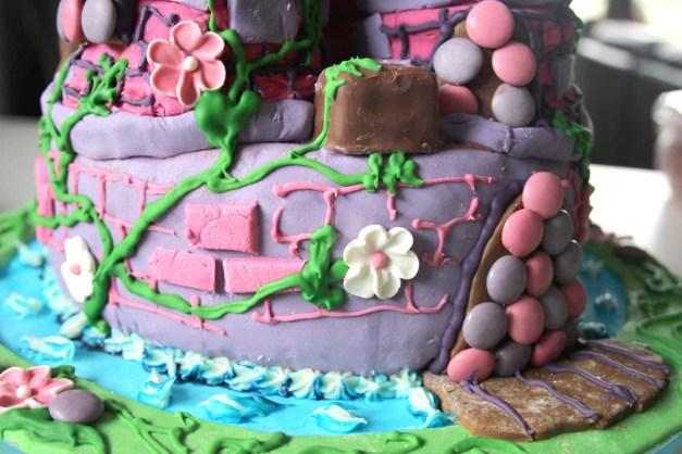 Castle Cake 6