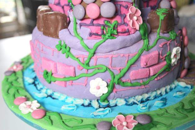 Castle Cake 7